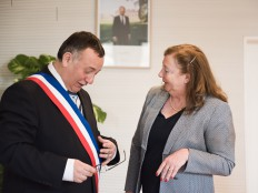 Adjoint au maire